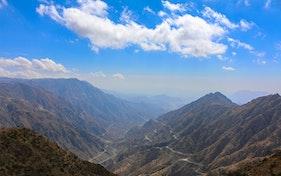 مرتفعات جبلية