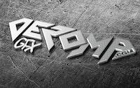 Logo Deroma GFX