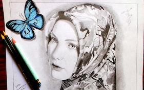 drawing by sh dida