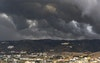 بداية تشكل الغيوم
