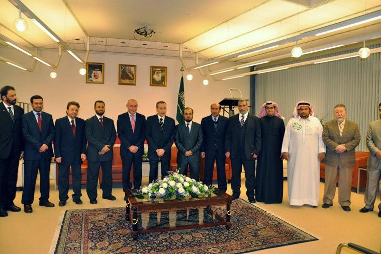 تمثيل السعودية عالمياً 2011