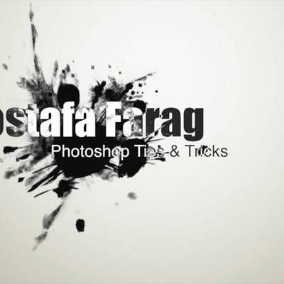 Photoshop Tips & Tricks Course  للأستاذ مصطفى فرج