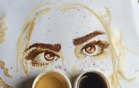 خربشات القهوه