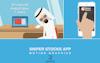 sniper stocks app | motion graphics