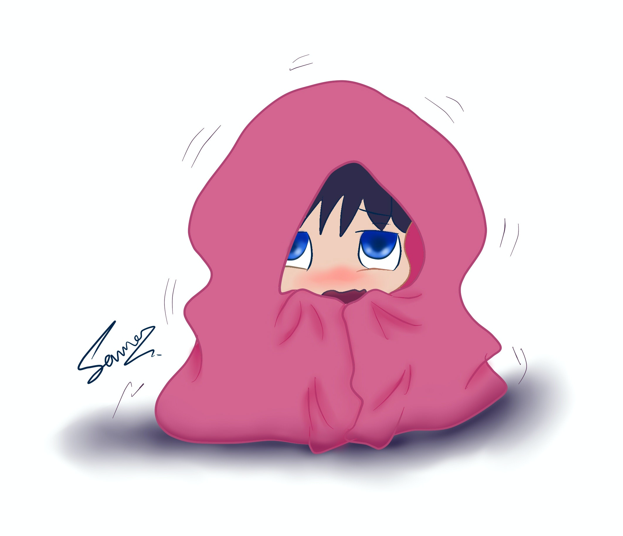 Freezing Chibi