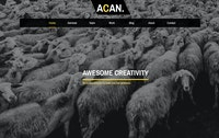 ACAN Free Template HTML&PSD