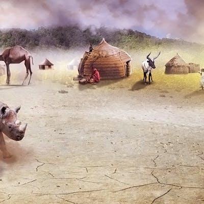 غرب السودان