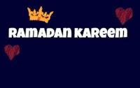 رمضان كريم ❤️