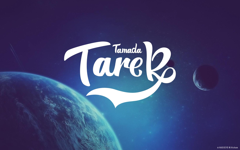Tarek Tamada (hand lettering and illustration)