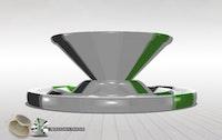 مجاني: تصميم فنجان ثلاثي الأبعاد