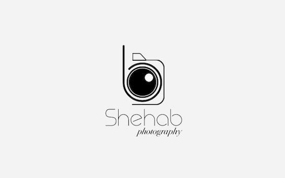 Shehab photography logo