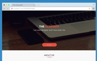 THE DESIGNER WEB DESIGN TEMPLATE