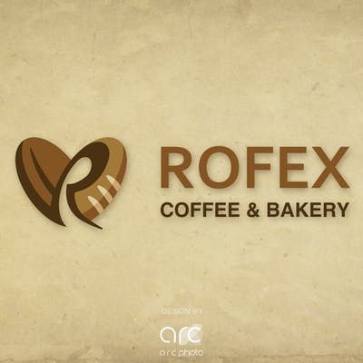 شعار مقهى ومخبز روفيكس