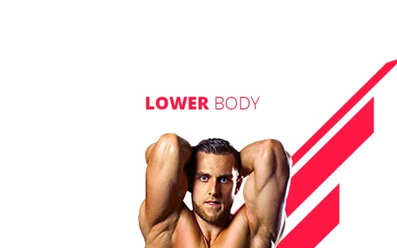FLEX : bodybuilding landing page