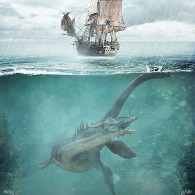 The sea dragon