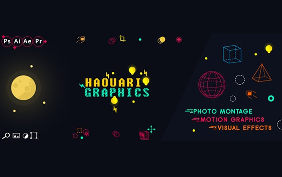 Haouari Graphics