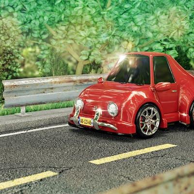 Sweet Car by Djamil Azzouz