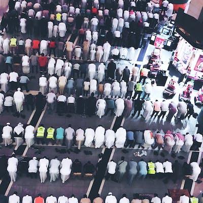 يارب أنخنا مطايانا ببابك اختم لنا شهر رمضان