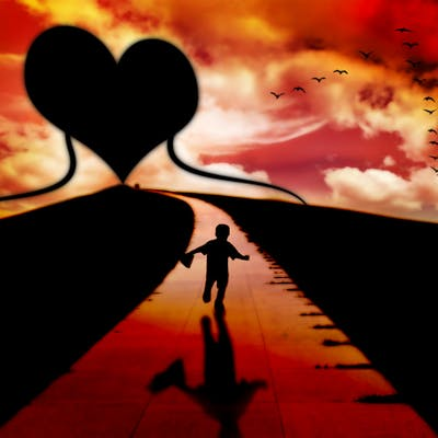 طريق الحب - Love Road