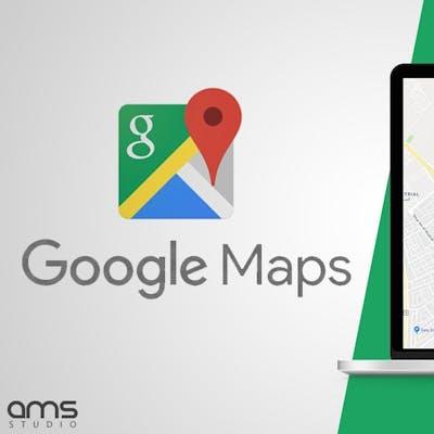 جوجل ماب | Google maps