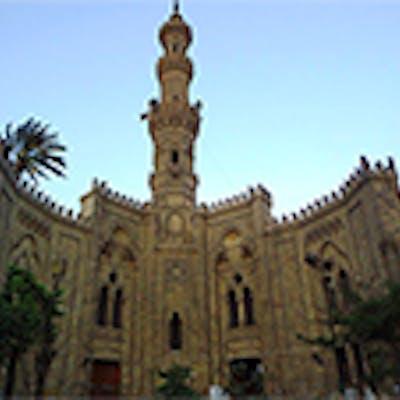 مسجد الخازندارة بشبرا مصر  – القاهرة –
