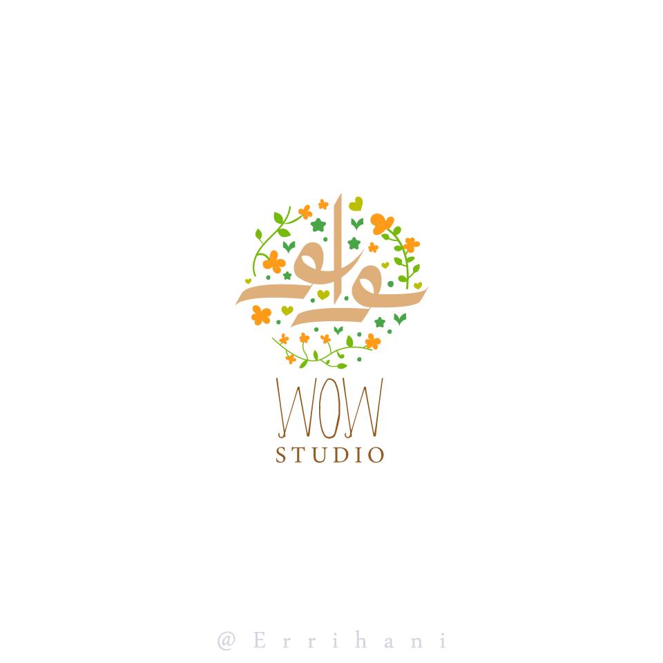 شعار استوديو واو