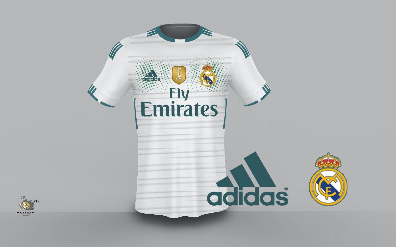 ملابس ريال مدريد