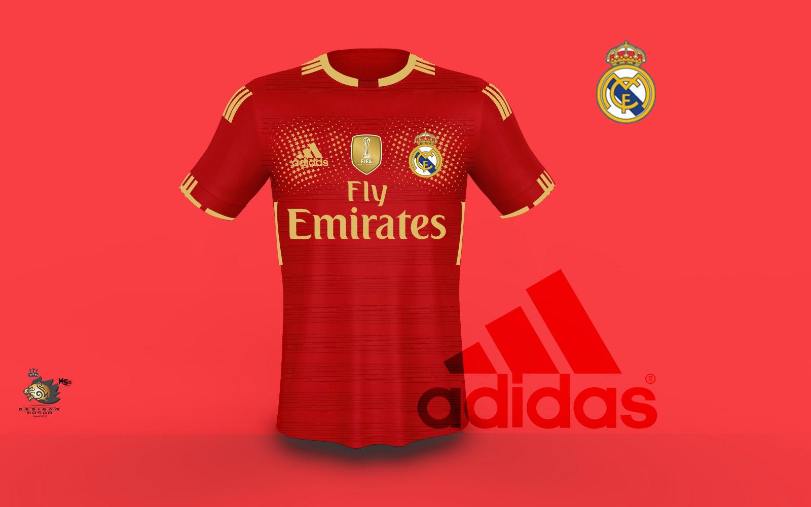 ملابس ريال الثاني