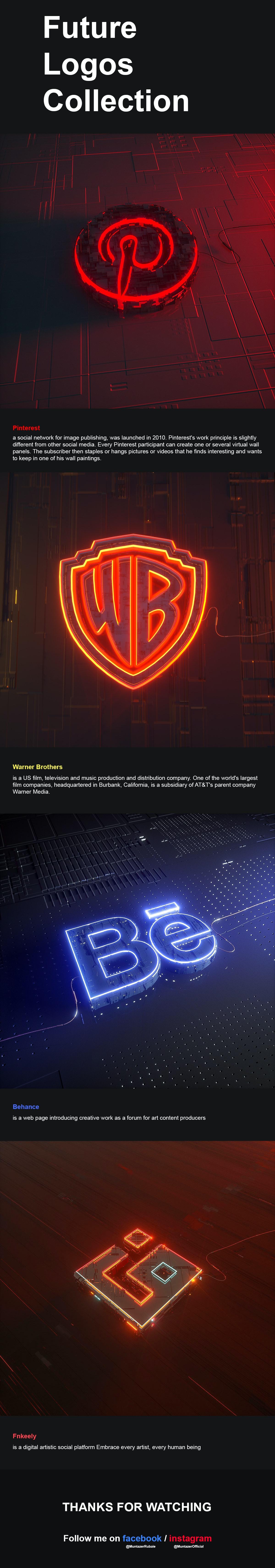 Future Logos Collection 2019