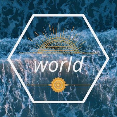 شعار العالم