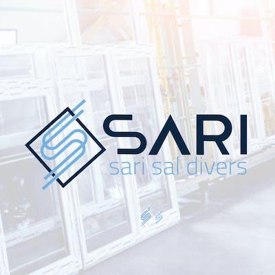 شعار شركة SARI SAL DIVERS للألمنيوم