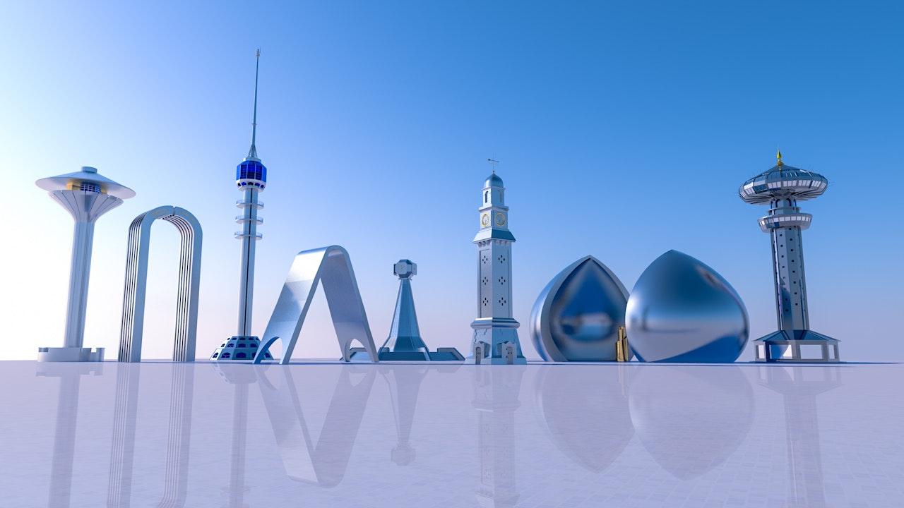 Baghdad monuments