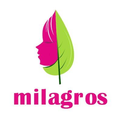 شعار ميلاقروس  للزيوت الطبيعية
