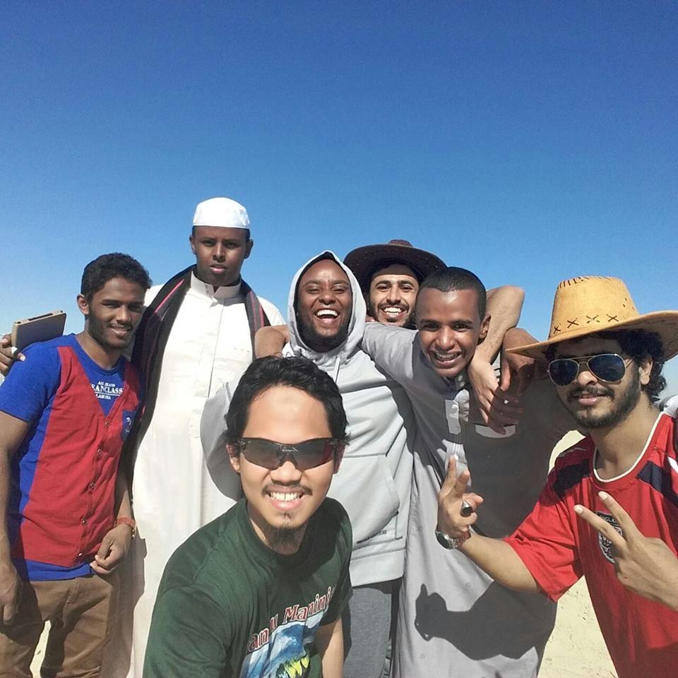 رحلة طلاب المنح للمنطقة الشرقية ضمن برنامج