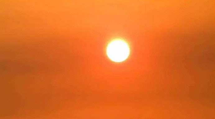 تسجيل درجات حراره قياسيه لهذا اليوم بواقع 50.9درجه