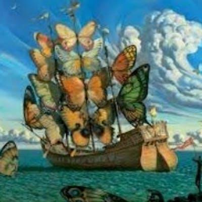 البحر هو ذلك الأفق الواسع الذي يأخذك إلى