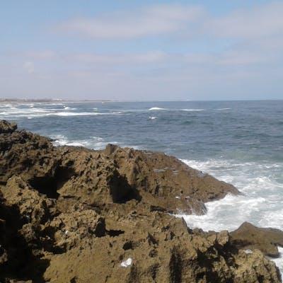 شاطئ جميل ورائع
